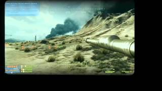Battlefield 3. First shortcut .