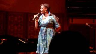 Watch Dianne Reeves Be My Husband video