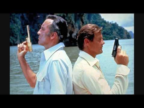 James Bond 007 The Man With The Golden Gun theme  music part 2