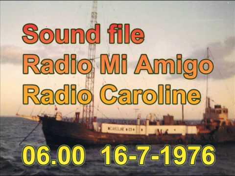 Radio Caroline-Radio Mi Amigo-06.00 -16-7-1976