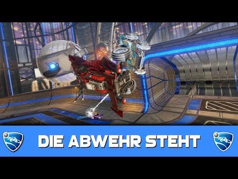 DIE ABWEHR STEHT wie eine EINS 🚀 Rocket League German Gameplay thumbnail