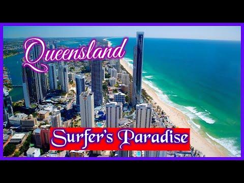 Surfer's Paradise - Gold Coast - Sunshine Coast - Moreton Island - Brisbane - Queensland - Australia