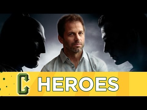 Collider Heroes - Zack Snyder Calls Out Marvel As Flavor Of The Week