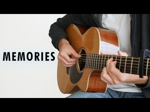 maroon-5---memories-(fingerstyle-guitar-cover)