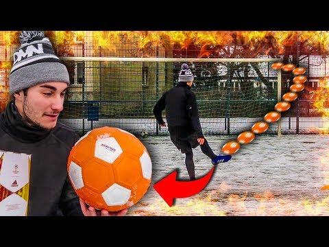 DIESER BALL IST UNHALTBAR! EXTREME FUßBALL CHALLENGE