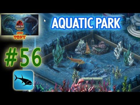 "Aquatic Park Builder ""Cap. 56 - Conseguir monstruo marino: Gillicus"" por Tony"