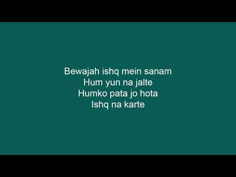 WAADA LYRICS – Tony Kakkar Full song
