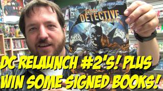 UNBOXING WEDNESDAYS - Episode 049 - The New 52 #2