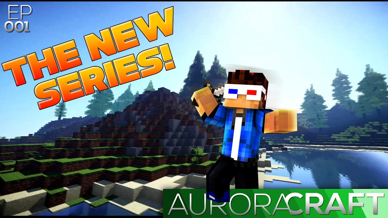 THE NEW SERIES!! (AuroraCraft Factions #1!)
