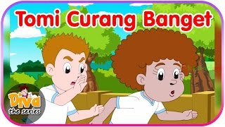 Tomi Curang Banget | Video Lucu Diva the series | Diva The Series Official
