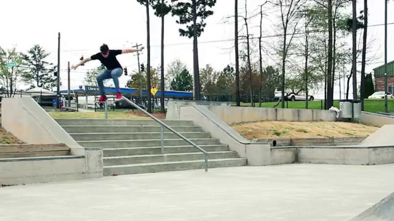 Duncan Creek skatepark (HD) - YouTube 3b04b843831