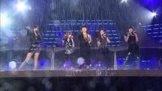 "South Korean girl group 4minute performing ""Muzik"" from their mini ..."