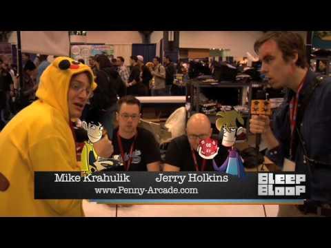 Bleep Bloop: Comic-Con pt. 2