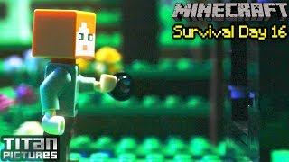 Lego Minecraft Survival 16