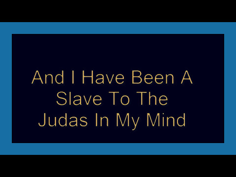 FOZZY - Judas Lyrics