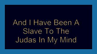 FOZZY Judas Lyrics