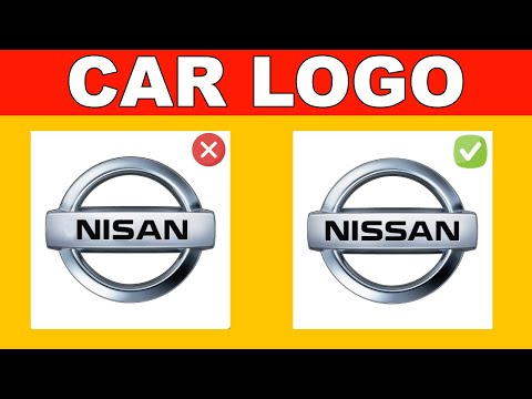 Can You Guess The REAL CAR LOGO? | Memory Challenge