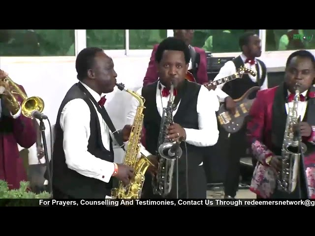 RCCG HOLY GHOST CONGRESS DAY 5/ EVENING SESSION - THE GREAT TURNAROUND