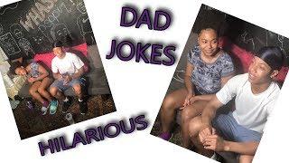 DAD JOKES... HILARIOUS!!!