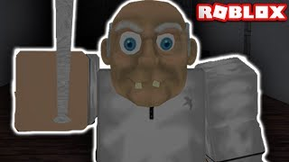 DĚDA! (Roblox Horror Game)