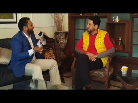 Gurdas Maan interview Feb 2017 with Rj Jassi