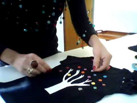 Myra Macedo Customizao de camiseta infantil  YouTube