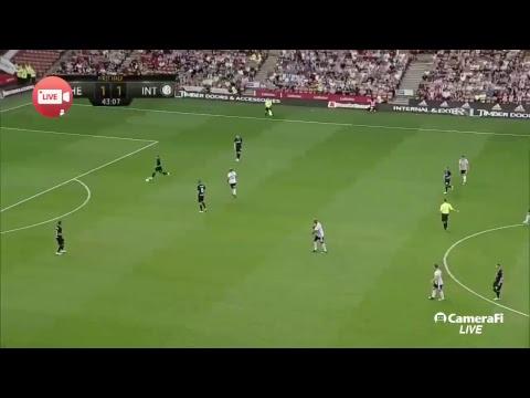 Sheffield United v Inter Milan