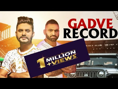 gadve-record-|-ricky-sangha-|-khushi-duggan-|-mk-|-mr-folk-swagger-|-latest-new-punjabi-songs-2019