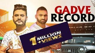 Gadve Record | Ricky Sangha | Khushi Duggan | MK | Mr Folk Swagger | Latest New Punjabi Songs 2019