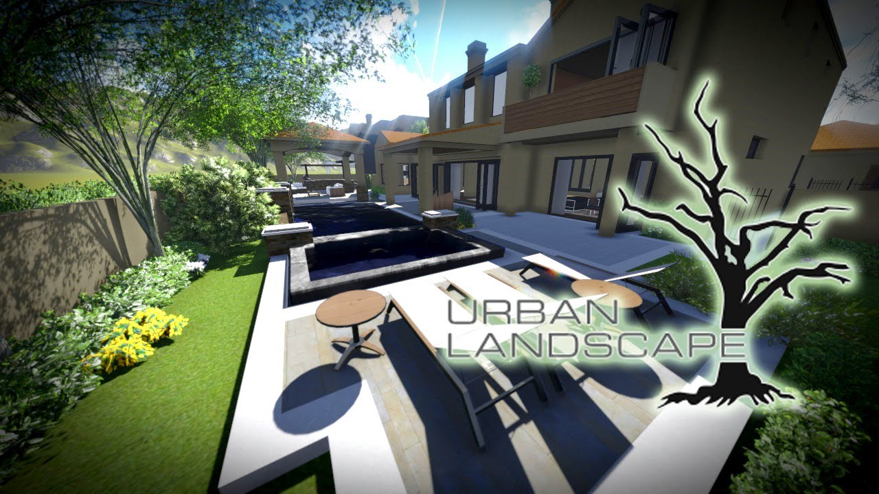 san juan capistrano landscape design 3d fly through urban landscape design youtube. Black Bedroom Furniture Sets. Home Design Ideas