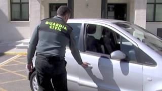 UN COCHE CON UN MILLÓN DE EUROS. Canal de Noticias de Andalucía 2012