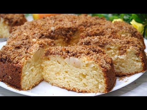 Новый Пирог, На вкус как торт с кремом  и фруктами! Открыла для себя совсем недавно.