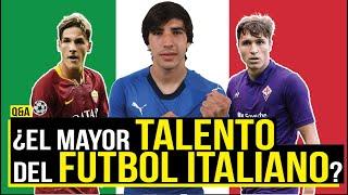 ¿quiÉn Es La Gran Promesa Del FÚtbol Italiano? I Q&a