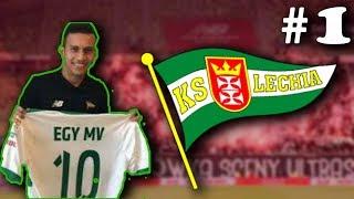 Mainin klub baru Egy messi- Lechia Gdansk osm career (1)