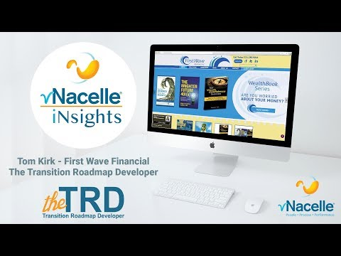 vNacelle Insights - Laura Chiesman - First Wave Financial - The Transition Roadmap Developer