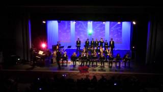 VMHS Jazz Band III 2014 Winter Concert