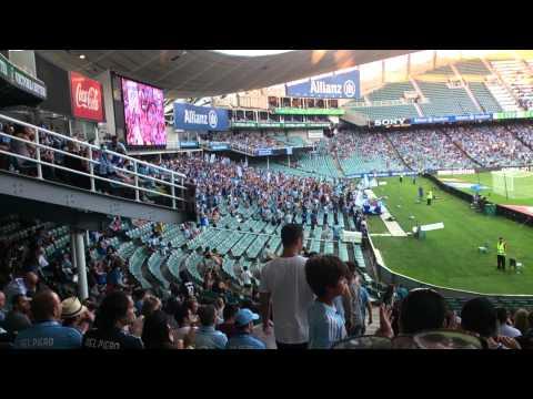 Allianz Stadium - We are Sydney!