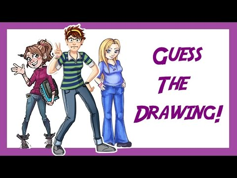 Waffles, Renee + CCL play Guess The Drawing! - YouTube