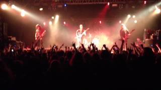 [Full Gig] Behemoth in Moscow - Chant for Eschaton 2000 (23.09.12, Milk)