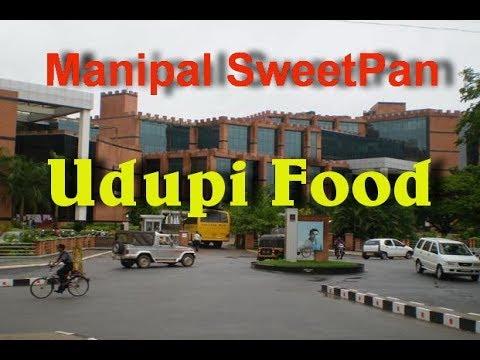 Manipal sweet pan, Udupi Food