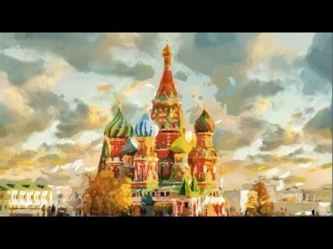 Собор Василия Блаженного рисуем - YouTube