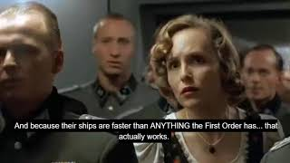 Star Wars The Last Jedi - Hitler's reaction (Spoilers)