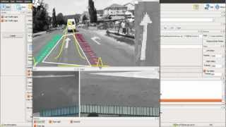Autonomous car, Street lane Detection, Traffic signs recognition - Romania