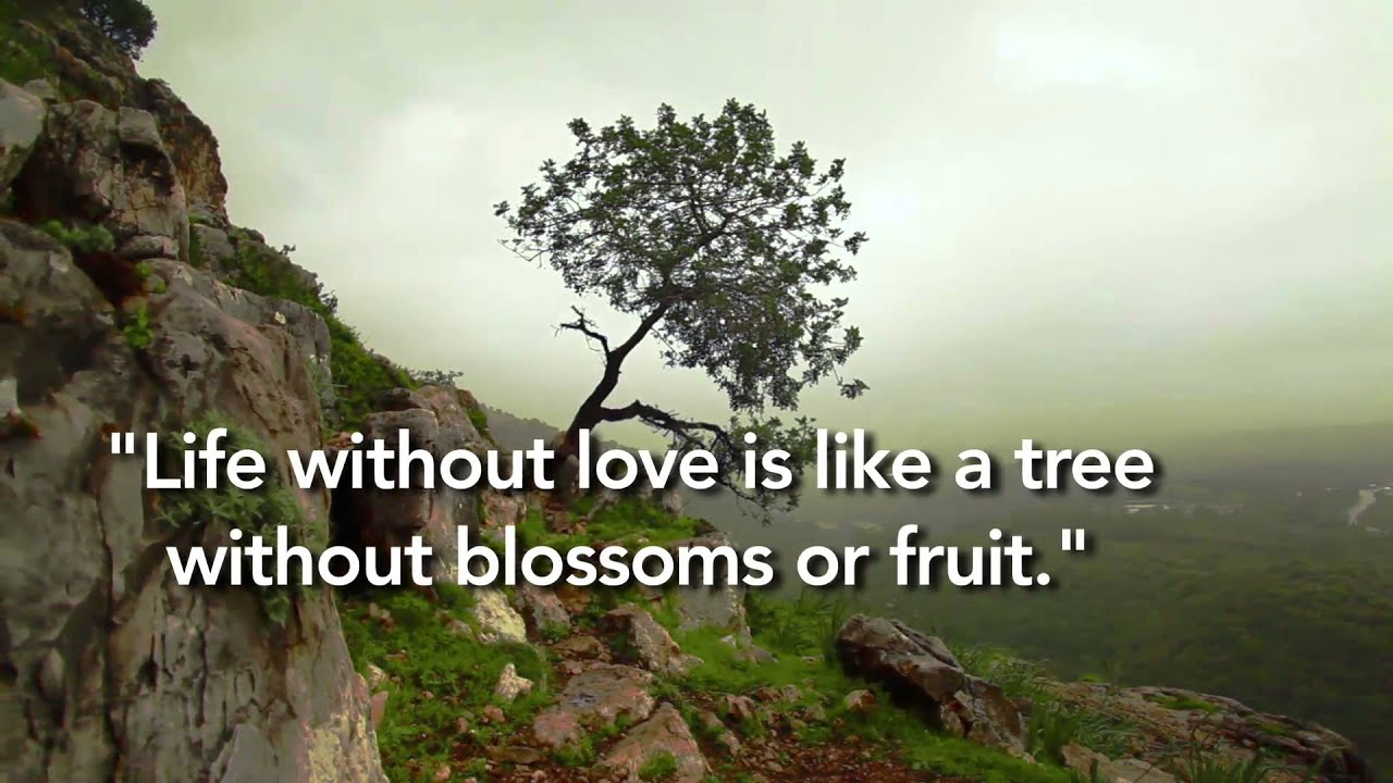 Kahlil Gibran Quote on Love