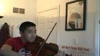 US ARMY- Army Strong Theme on VIOLIN