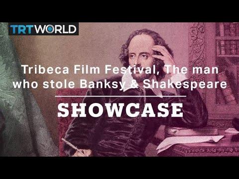 The man who stole Banksy, Tribeca Film Festival & Shakespeare | Full Episode | Showcase