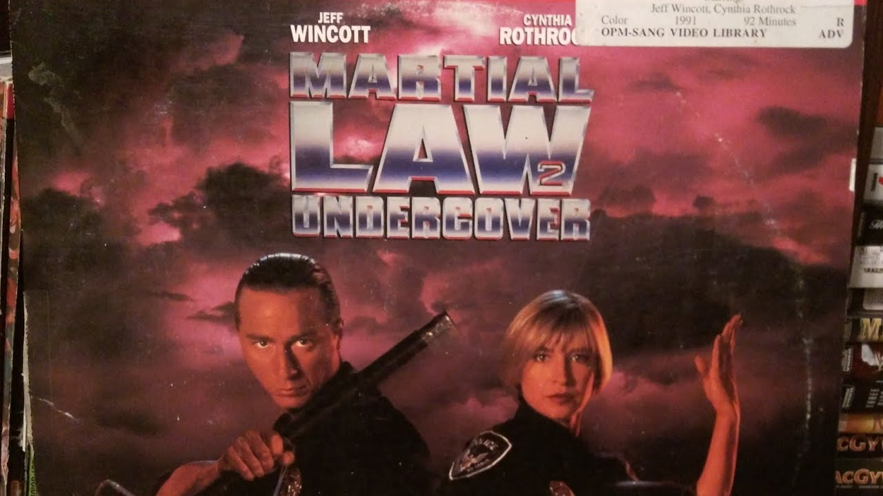 martial law 2 undercover full movie