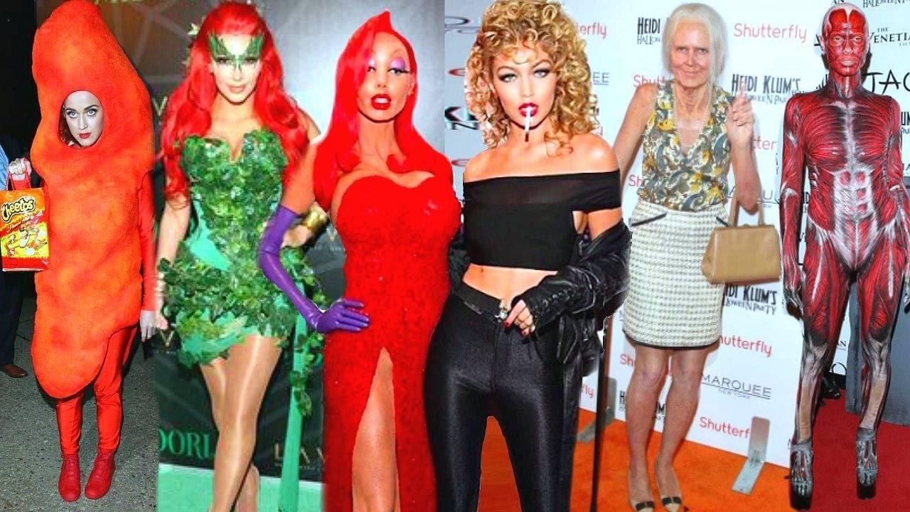 best crazy celebrity halloween costumes youtube