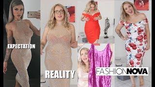 HOLIDAY SEASON Party Dresses UNDER $50! PLUS SIZE | Fashion Nova Curve