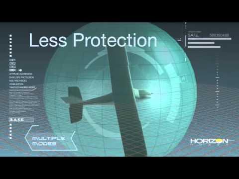 Sensor Assisted Flight Envelope